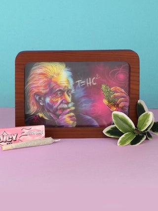 High-Def (3D) Trays:Small - T=HC2 Einstein