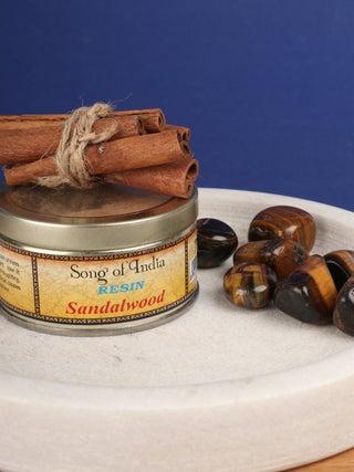 Incense Resin Sandalwood