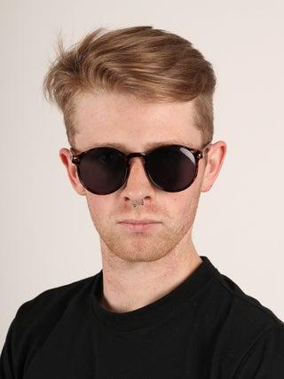 Indie Round Acrylic Sunglasses