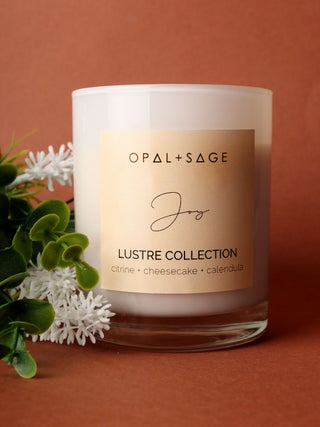 Joy Lustre Candle