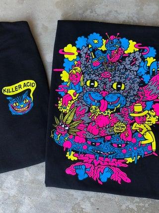 Killer Acid Cheshire OG LS Tee