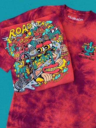 Killer Acid Road Trip LS Tee