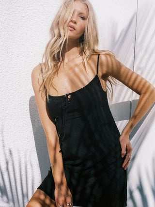 Laney - Hemp Babydoll Dress