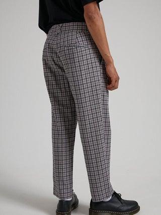 Leverage - Hemp Check Suit Pant