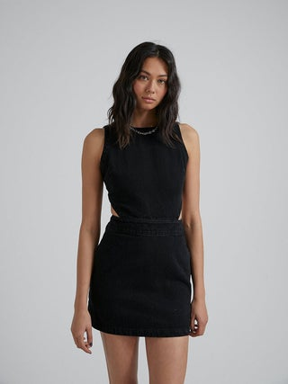 Lilah - Organic Denim Dress