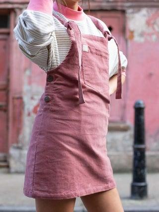 Lucy & Yak Organic Mini Pini Dress