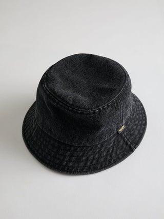 Lyla - Organic Denim Bucket Hat
