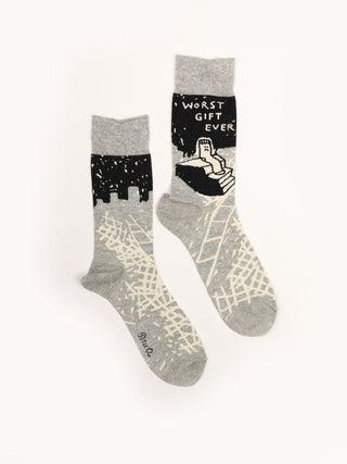 Mens Socks - Worst Gift Ever
