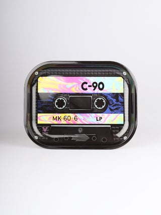 Metal Tray:Small - Cassette