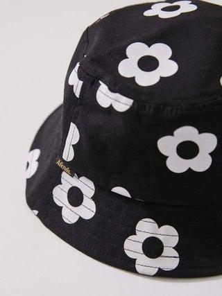 Mod Flower - Hemp Bucket Hat