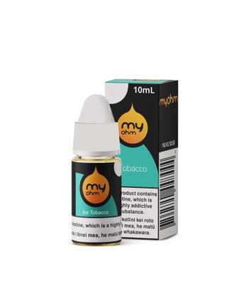 myohm Ice Tobacco 10mL Regular/Freebase