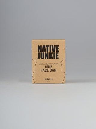 Native Junkie Hemp Face Bar