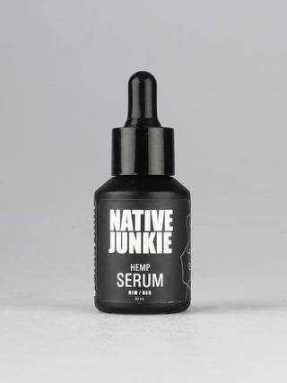 Native Junkie Hemp Face Serum