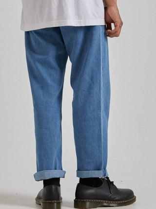 Ninety Twos - Hemp Denim Relaxed Fit Jeans