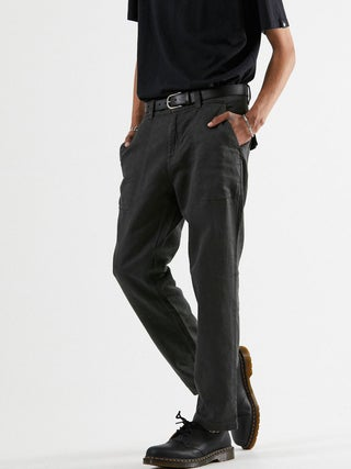 Ninety Twos - Hemp Relaxed Fit Chino Pant