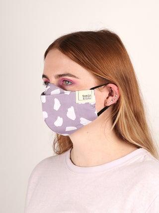 NZ Made Cotton Face Mask
