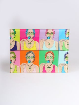 Ooze Candy Shop - Glass Rolling Tray