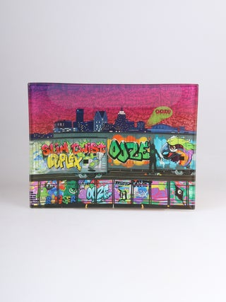 Ooze Tag - Glass Rolling Tray
