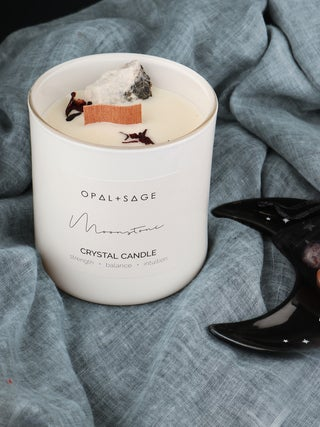 Opal + Sage Coco Candle