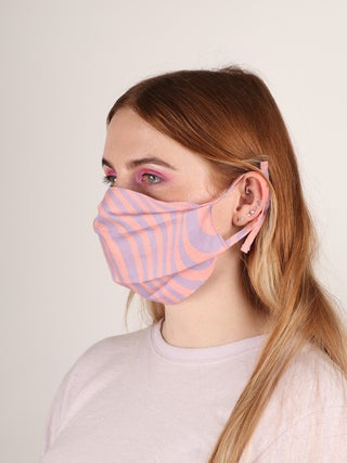 Organic Cotton Face Mask- Ear Ties