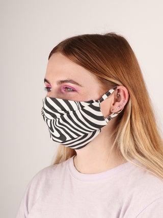 Organic Cotton Face Mask- Slider Strap