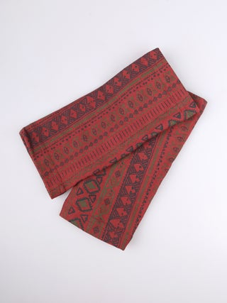 Organic Cotton Fleece Arm Warmers - Tribal