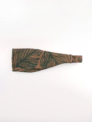 Organic Cotton Printed Headband