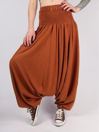 Organic Hemp Harem Pants
