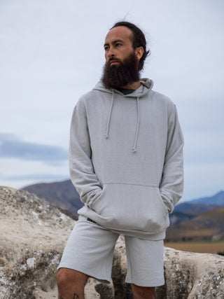Organic Hemp Pullover Hoody