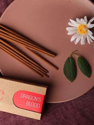 Organic Incense Dragon's Blood