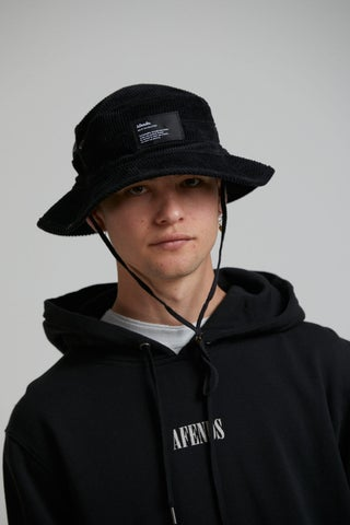 Orion - Hemp Corduroy Bucket Hat
