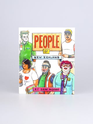 People of NZ Book