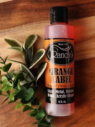 Randy's Orange Label 6oz