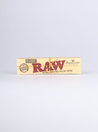 RAW Connoisseur K/S Papers w Tip