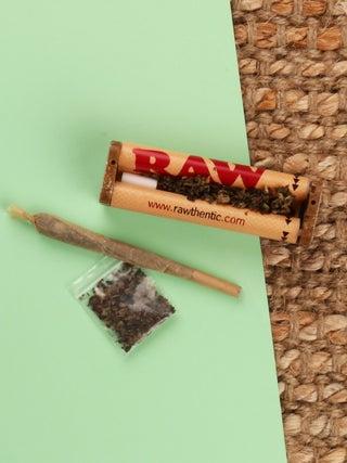 RAW Ecoplastic Rolling Machine