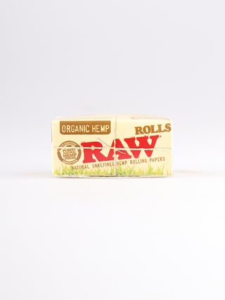 RAW Organic Hemp Rolls 5m Length