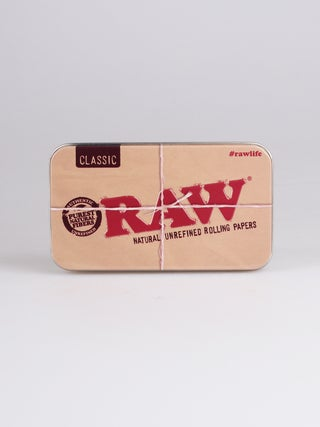 RAW Stash Tin