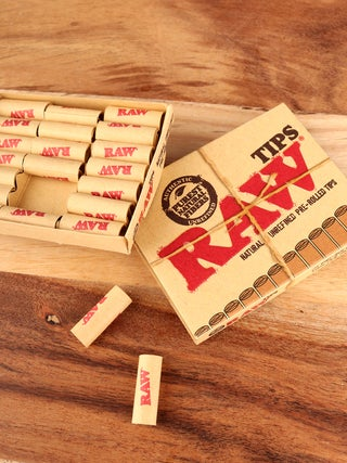 RAW Tips Pre-rolled 20p-box