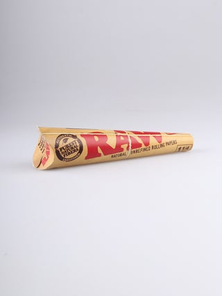 RAW Unrefined Pre-Roll Cone 1 1-4 6pk
