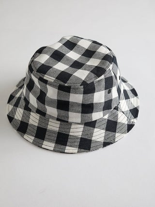 Reality - Gingham Bucket Hat