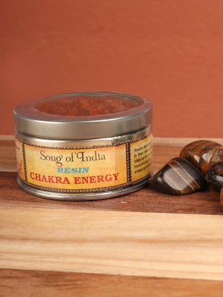 Resin Incense Chakra Energy