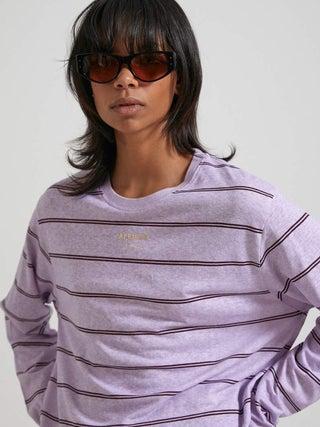 Revolve  - Hemp Stripe Long Sleeve Tee