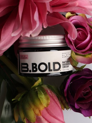 Rose & Geranium Deodorant Cream 30g
