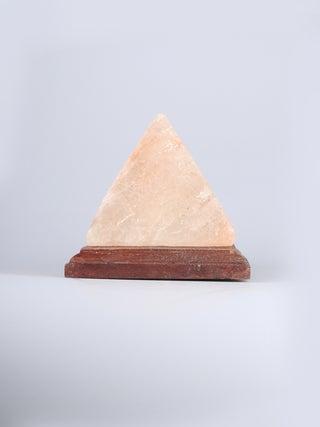 Salt Lamp Pyramid Shape