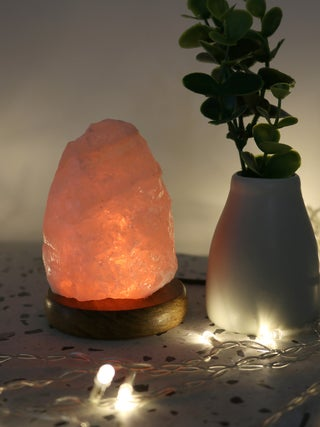Salt Lamp USB Natural