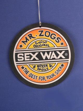 Sexwax Jumbo Air Freshener - Coconut