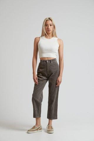 Shelby - Hemp Corduroy Pants