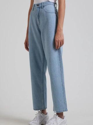 Shelby - Hemp Denim Wide Leg Jeans