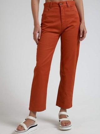 Shelby - Hemp High Waist Wide Leg Pants