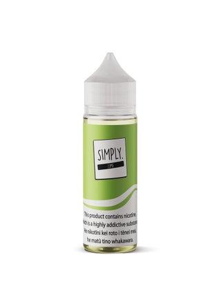 Simply Lime 60mL Regular/Freebase